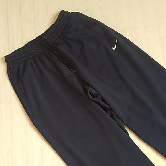 Nike Other - Nike Team Polyester Blue Sweat Pants Joggers